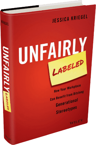 Cover of Unfairly Labeled Book by Jessica Kriegel